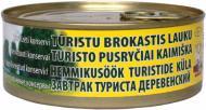 Тушенка Brasla Завтрак туриста деревенский 250 г