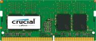 Оперативна пам'ять MICRON SODIMM DDR4 4 GB (1x4GB) 2400 MHz (CT4G4SFS824A)