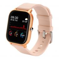 Смарт-часы Globex Smart Watch Me Gold Rose