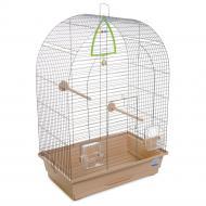 Клітка Природа для птахів Арка, хром/бежева