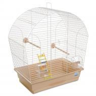 Клітка Природа для птахів Природа Ліна, біла/бежева PR241499