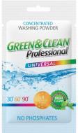 Пральний порошок для машинного прання Green&Clean Professional universal 0,1 кг