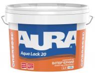 Лак интерьерный Aqua Lack 20 Aura® полумат 2,5 л