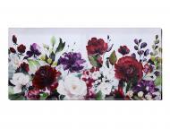 Картина Красивые цветы 55x115 см SvitArt F-484