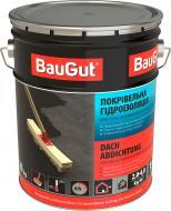Мастика битумно-каучуковая BauGut кровельная гидроизоляция 10 кг