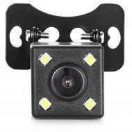 Камера заднего вида Спартак 707 LED Черный (008425)