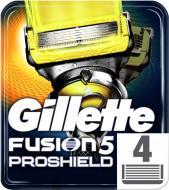 Змінний картридж Gillette Fusion 5 Proshield 4 шт.