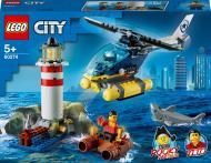 Конструктор LEGO City Елітний поліцейський загін: арешт на маяку 60274