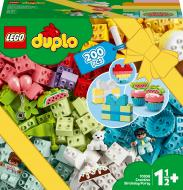 Конструктор LEGO DUPLO Творчий день народження 10958
