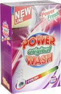 Пральний порошок для машинного прання Power Wash Original Color 10 кг