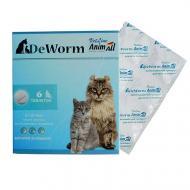 Препарат антигельмінтний AnimAll DeWorm Vetline для котів та кошенят упаковка