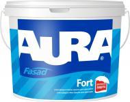 Фарба акрилатна водоемульсійна Aura® Fasad Fort мат білий 5л
