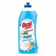 Засіб для ручного миття посуду Dual Power Cода та шавлія 1л