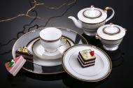 Сервіз чайний Windsor 21 предмет на 6 персон Narumi