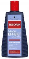 Шампунь Seborin Потрійний ефект проти лупи 250 мл
