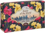 Мило органічне Marigold natural Scents of the world Нью-Йорк 150 г