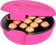 Апарат для приготування кексів Clatronic CPM 3529 PINK