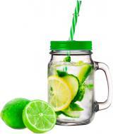 Чашка 400 мл зеленая 10-0053-0400-0000-20 Glasmark