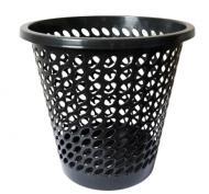 Корзина ММ-Пласт черная 10 л