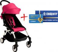 Коляска прогулянкова Babyzen YoYo Plus Pink BZ10101-01/BZ10104-02