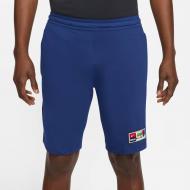 Шорты Nike M NK DF FC SHORT LNGR KZ DA5575-492 р. S черный
