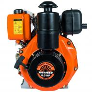 Двигун дизельний Vitals DM 6.0k (77318T)