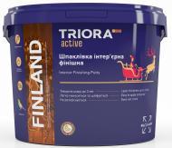 Шпаклівка Triora інтер`єрна фінішна FINLAND 8 кг