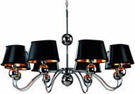 Люстра підвісна Arte Lamp TURANDOT 8xE14 хром A4011LM-8CC