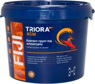 Ґрунтовка адгезійна Triora Fiji контакт-ґрунт під штукатурку 10 л