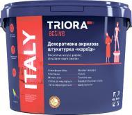 Декоративна штукатурка короїд Triora Italy 1-1,5 мм 20 кг