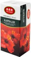 Чай каркаде Золотой Слон черный Каркаде (4820186121476) 20 шт. 1,3 г
