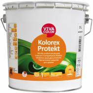Пропитка (антисептик) Vivacolor Kolorex Protekt мат бесцветный 3 л