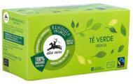 Чай зелений Alce Nero Fairtrade 20 шт. 35 г