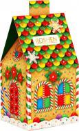 Подарунок новорiчний Roshen Солодкий будиночок 249 г (4823077619717)