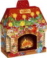 Подарунок новорiчний Roshen Новорічний камін 647 г (4823077619953)