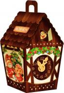 Подарунок новорiчний Roshen Новорічний годинник 796 г (4823077619977)