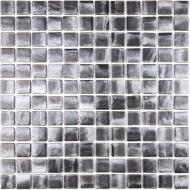 Плитка AquaMo Мозаика Metallic Silver 31,7x31,7