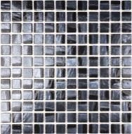 Плитка AquaMo Мозаика Metallic Titanium 31,7x31,7