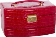 Скринька для прикрас 431965 червона
