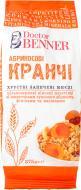 Кранчі Dr. Benner абрикосові 375 г (4820132581460)