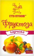 Фруктоза 200 г Сто пудов