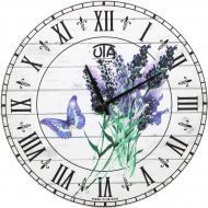 Годинник настільний Лаванда