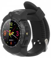 Смарт-часы Ergo GPS Tracker Color C010 black (GPSC010BL)