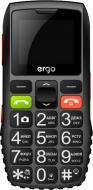 Мобільний телефон Ergo F184 Respect black