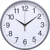 Часы настенные Trice 30 см серые Ningbo Royal Clock