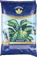 Ґрунтосуміш PLANTAGROW для декоративно-листяних рослин 10 л