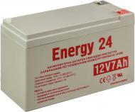 Акумулятор Energy 24 SLA-MS12V7AH