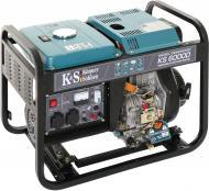 Генератор дизельний Konner&Sohnen KS 6000 D
