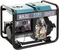 Генератор дизельний Konner&Sohnen KS 8000 DE ATSR
