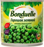 Горошок Bonduelle зелений консервований 400 г 3083680048774